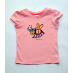 KIDS T-Shirt Pink Bee