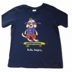 KIDS T-shirt Blue Billie