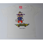 KIDS T-Shirt White Billie