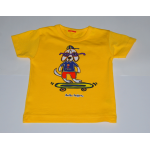 KIDS T-Shirt Yellow Billie