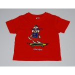 KIDS T-Shirts  Red Billie